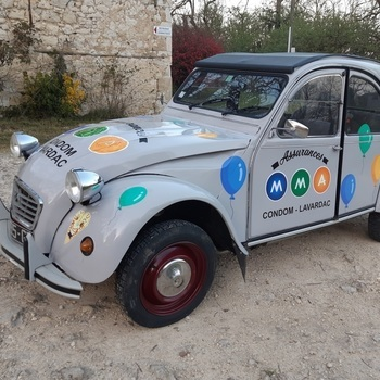Gascogne Enseignes - Condom - Marquages véhicules